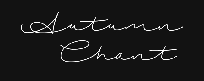 AutumnChant