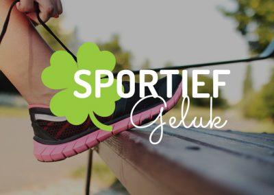 Sportief geluk
