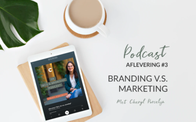 Aflevering 3: Branding v.s. Marketing